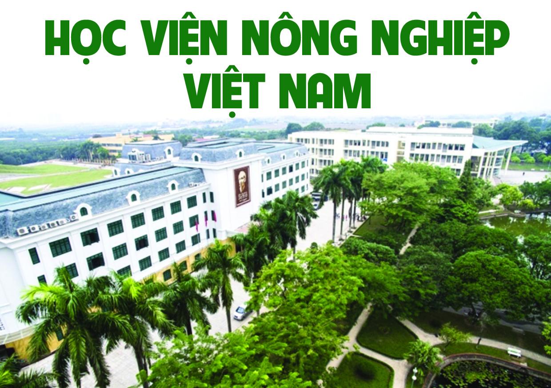 Nghiên cứu khoa học là nền tảng của Học viện Nông nghiệp Việt Nam