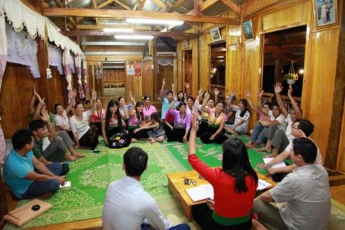 Lồng ghép giới trong Chương trình mục tiêu quốc gia xây dựng nông thôn mới