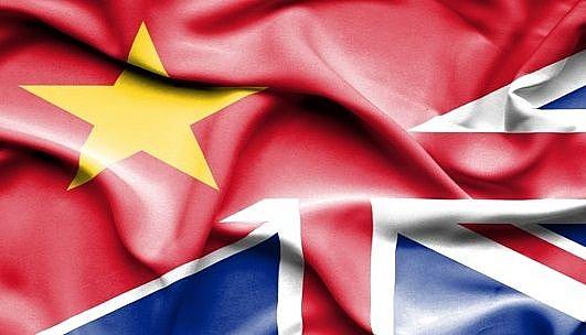 Điện mừng Quốc khánh Liên hiệp Vương quốc Anh và Bắc Ai-len