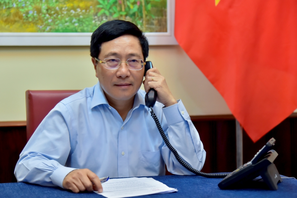 Việt Nam sẵn sàng trao đổi kinh nghiệm ứng phó dịch bệnh với Cô-oét