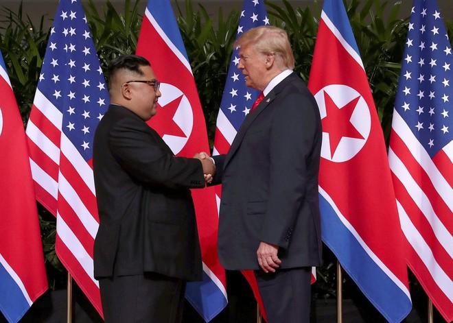 Cánh cửa đối thoại Mỹ - Triều đang dần khép lại