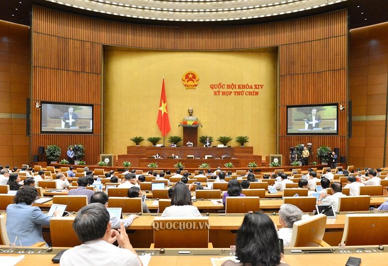 Quốc hội bàn cơ chế, chính sách đặc thù với Hà Nội