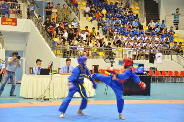 Kiên Giang sẽ tổ chức 11 giải thể thao