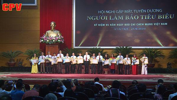 Báo chí cách mạng Việt Nam không ngừng lớn mạnh cùng đất nước