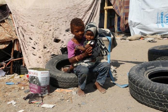 Yemen đối mặt cuộc khủng hoảng nhân đạo lớn nhất thế giới