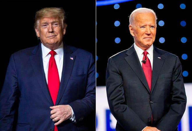 Bầu cử Mỹ 2020 Hai ứng cử viên bám đuổi quyết liệt tại bang Arkansas