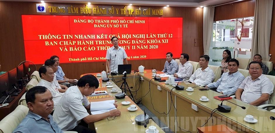 Thông tin nhanh kết quả hội nghị Ban Chấp hành Trung ương Đảng lần thứ 12