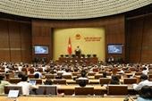 Quốc hội tiếp tục thảo luận về tình hình kinh tế xã hội và ngân sách nhà nước trong năm 2019, đầu năm 2020