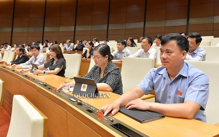 Quốc hội thông qua quy định cấm dịch vụ kinh doanh đòi nợ