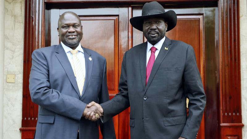 Các bên ở Nam Sudan đạt được thỏa thuận chia sẻ quyền lực