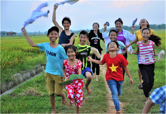 Điện Biên Hưởng ứng Tháng hành động vì trẻ em năm 2020