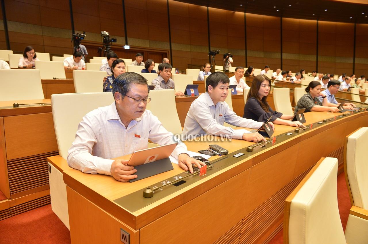 Quốc hội thông qua Luật Đầu tư theo phương thức đối tác công tư PPP   