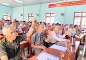 Quảng Nam hoàn thành đại hội Đảng cơ sở