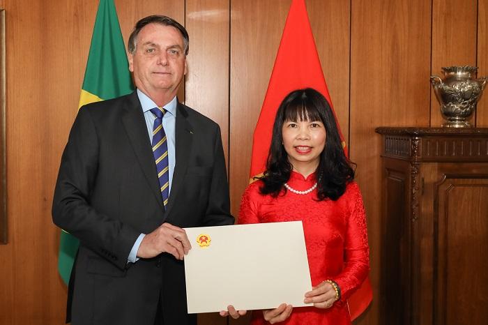 Việt Nam sẽ là cầu nối giữa Brazil với khu vực Đông Nam Á