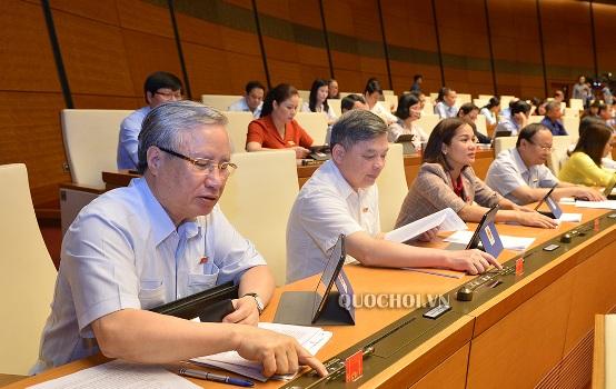Chủ tịch Quốc hội Nguyễn Thị Kim Ngân giữ chức Chủ tịch Hội đồng Bầu cử Quốc gia