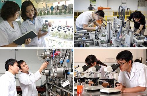 Cùng với giáo dục - đào tạo, khoa học và công nghệ là quốc sách hàng đầu