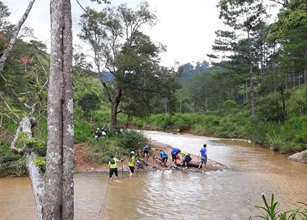 Dừng tất cả các cự ly của Giải siêu marathon quốc tế Dalat Ultra Trail 2020