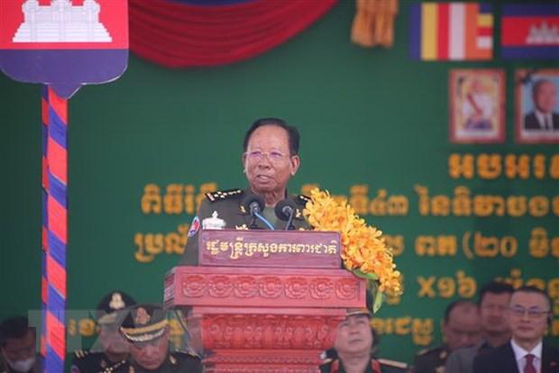 Campuchia long trọng kỷ niệm 43 năm đánh đổ chế độ diệt chủng Pol Pot