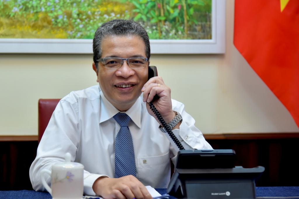 Việt Nam sẵn sàng chia sẻ kinh nghiệm và hỗ trợ I-ran ứng phó với dịch COVID-19