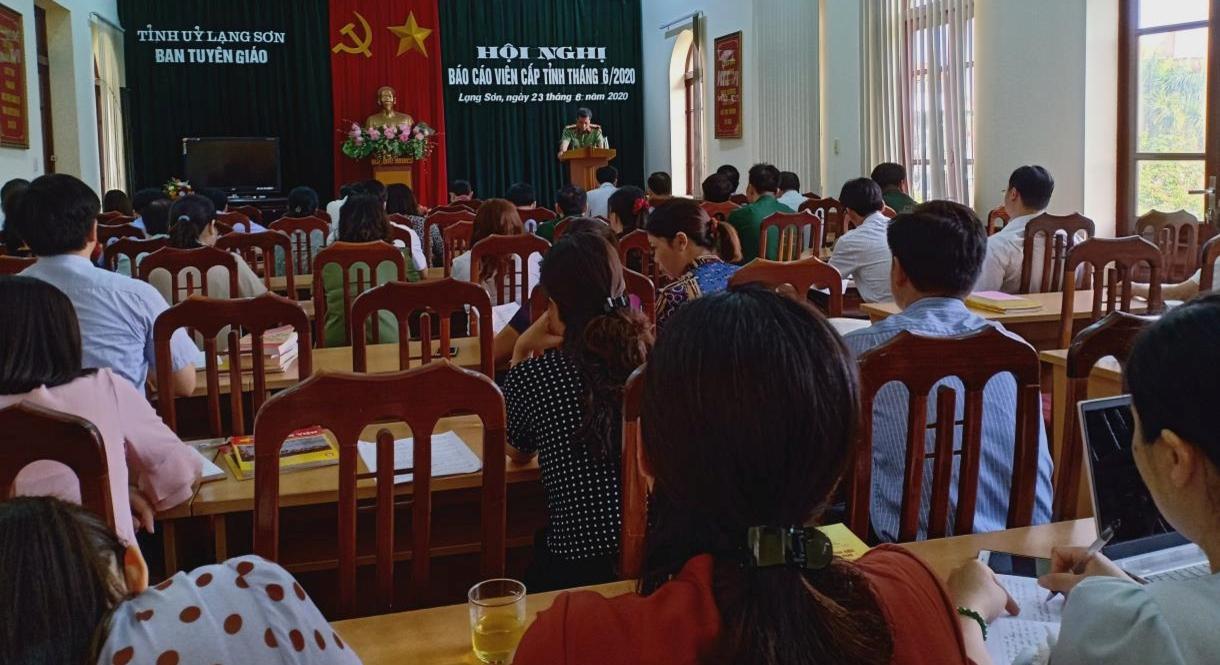 Tăng cường tuyên truyền Đại hội đảng bộ các cấp tiến tới Đại hội XIII của Đảng
