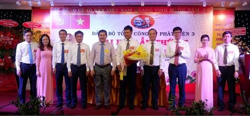 EVNGENCO3 tổ chức thành công Đại hội Đảng bộ lần thứ VII