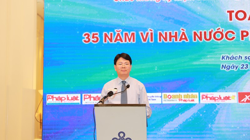 """""""35 năm vì Nhà nước pháp quyền XHCN Việt Nam"""""""