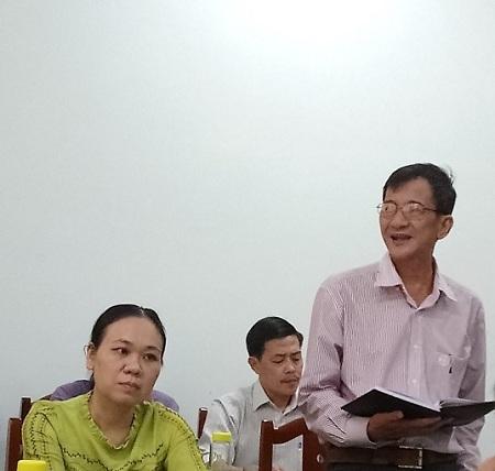Phú Yên Cách chức thị ủy viên thị xã Sông Cầu