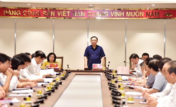 Góp ý vào Dự thảo Báo cáo chính trị Đại hội XVII Đảng bộ TP Hà Nội