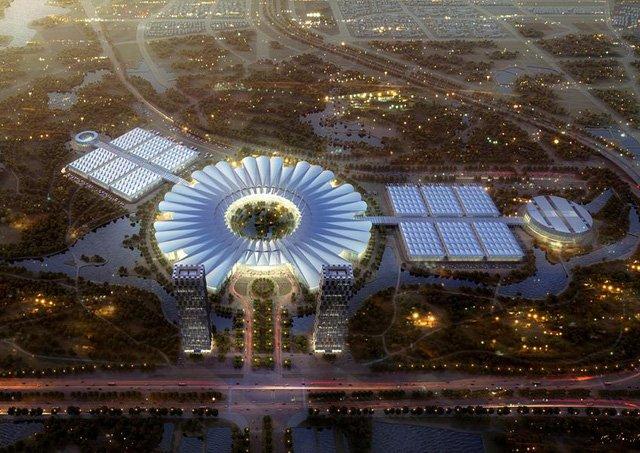 Phê duyệt quy hoạch chi tiết Trung tâm Hội chợ triển lãm quốc gia