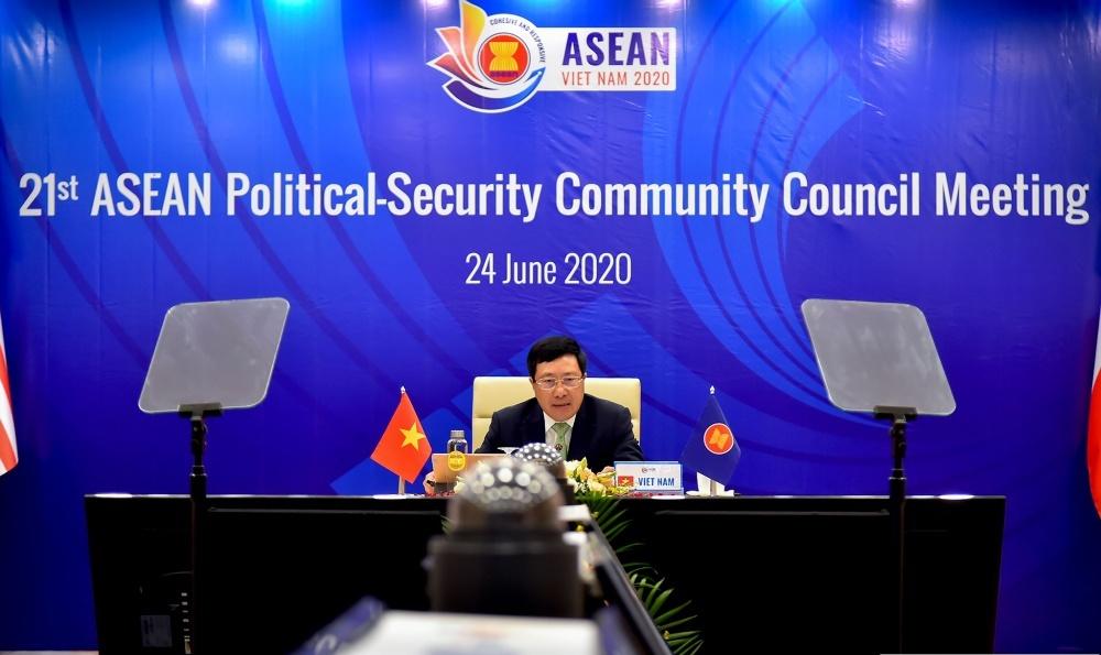 Hội nghị Cộng đồng Chính trị - An ninh ASEAN lần thứ 21