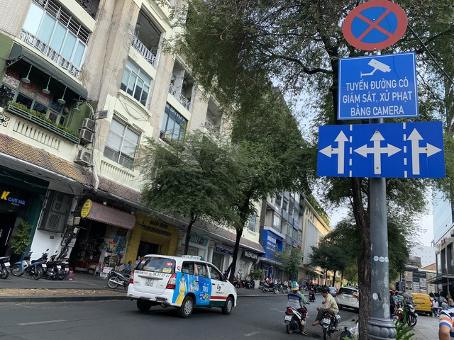 TP Hồ Chí Minh Hiệu quả từ hệ thống camera giám sát dừng, đỗ xe