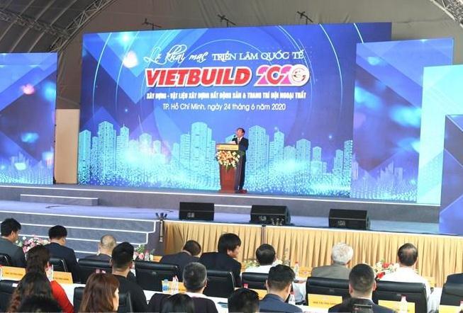 Hơn 400 doanh nghiệp tham gia Triển lãm Vietbuild