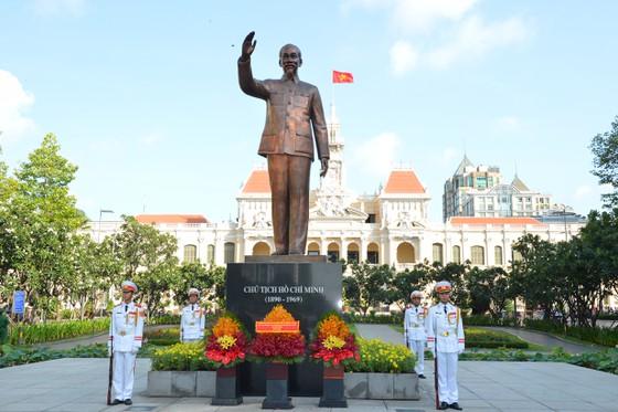 44 năm Ngày Sài Gòn – Gia Định vinh dự mang tên Chủ tịch Hồ Chí Minh