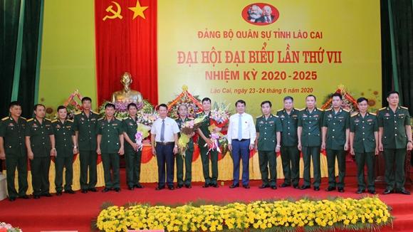 Tập trung lãnh đạo, thực hiện tốt nhiệm vụ quân sự quốc phòng