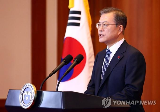Tổng thống Hàn Quốc kêu gọi Bình Nhưỡng đàm phán để chính thức kết thúc Chiến tranh Triều Tiên