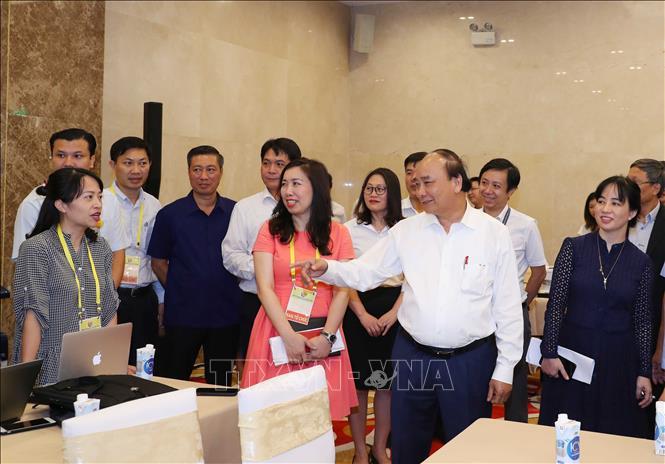 Thủ tướng kiểm tra công tác tổ chức Hội nghị Cấp cao ASEAN lần thứ 36