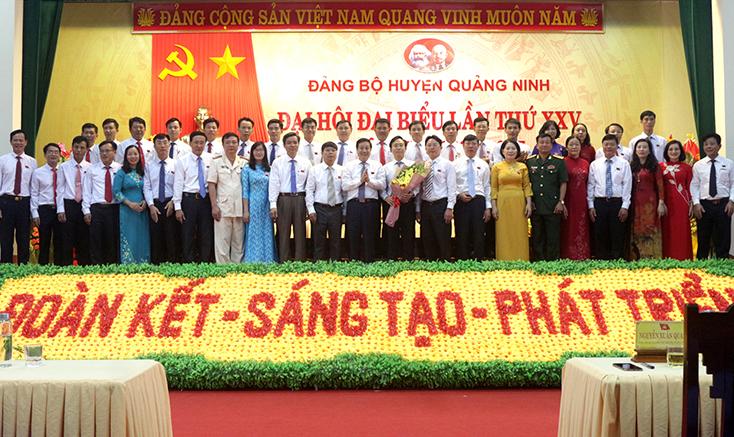 Quảng Bình Quyết tâm đưa huyện Quảng Ninh phát triển nhanh và bền vững