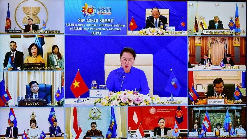 Đối thoại trực tuyến Lãnh đạo Cấp cao ASEAN