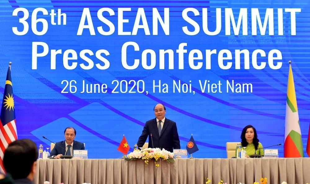 Khẳng định tinh thần ASEAN
