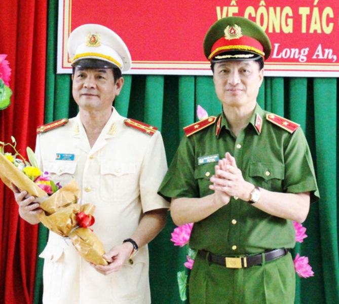 Đại tá Lê Hồng Nam được điều động làm Giám đốc Công an TP Hồ Chí Minh