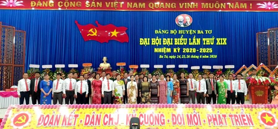 Quảng Ngãi Đại hội thí điểm bầu trực tiếp Bí thư Huyện ủy Ba Tơ