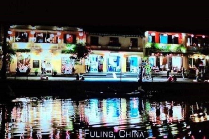 Đề nghị xử lý bộ phim chú thích Hội An là địa danh của Trung Quốc