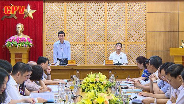 Bắc Giang tập trung chuẩn bị tốt Đại hội Đảng bộ tỉnh nhiệm kỳ 2020-2025