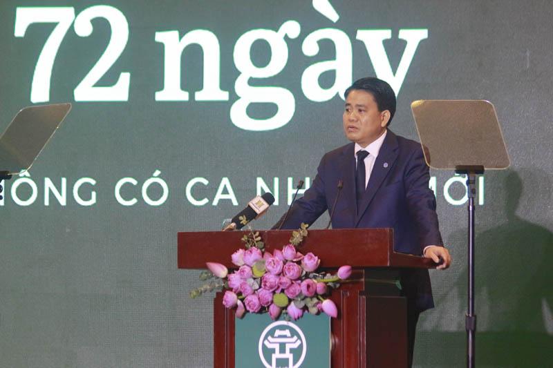 Hà Nội Trao giấy chứng nhận đầu tư cho 229 dự án, với tổng số vốn 405 570 tỷ đồng