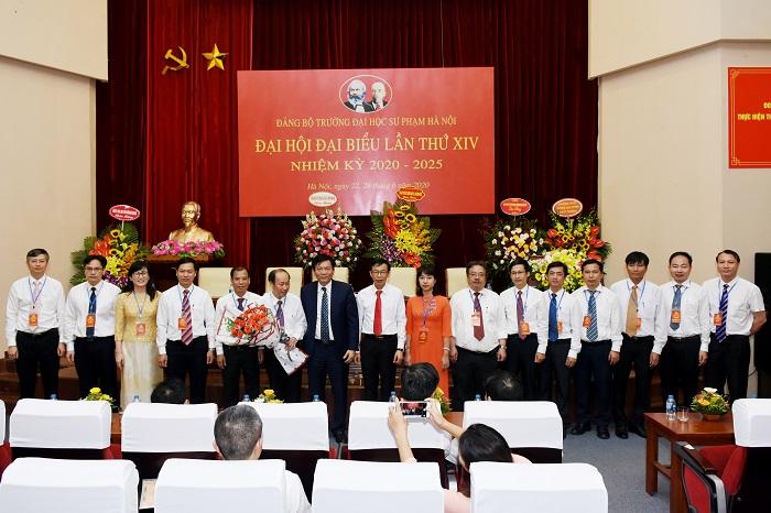 Trường ĐHSP Hà Nội phấn đấu trở thành trọng điểm quốc gia về đào tạo, bồi dưỡng giáo viên