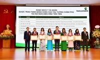 Hội nghị điển hình tiên tiến lần thứ V Ngân hàng TMCP Ngoại thương Việt Nam