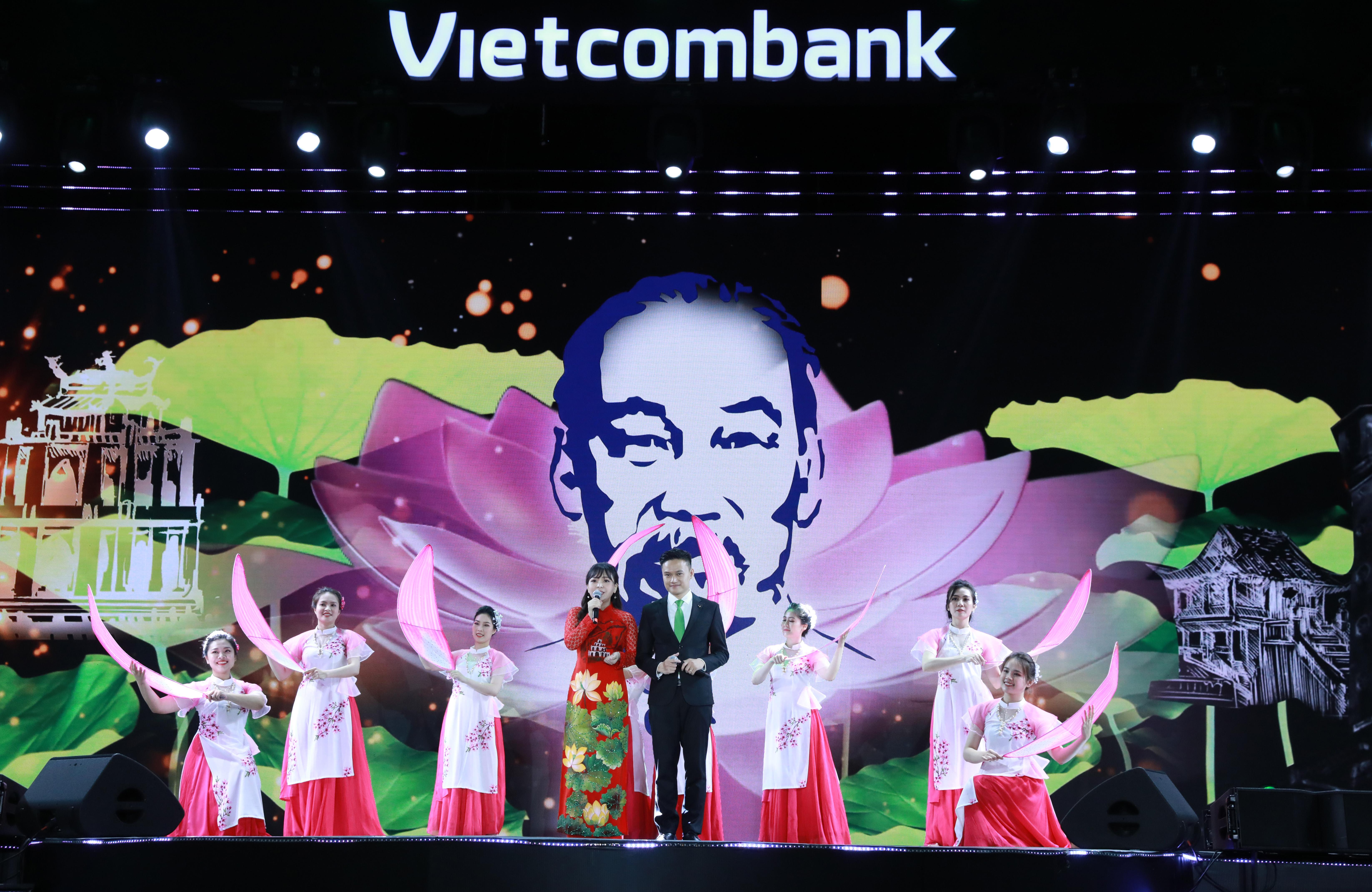 """Chung khảo hội thi """"Văn hóa Vietcombank dưới ánh sáng tư tưởng Hồ Chí Minh"""""""