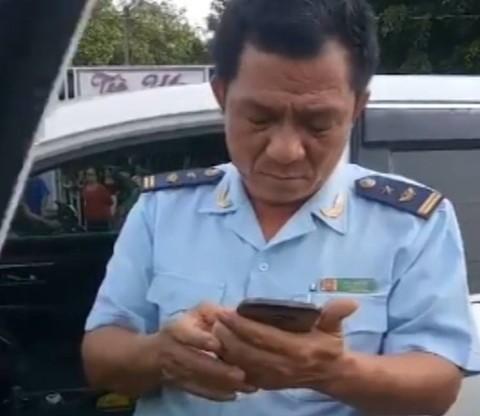 Đình chỉ công tác Phó Chi cục trưởng Hải quan gây tai nạn rồi bỏ chạy