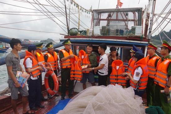 Bộ đội Biên phòng tỉnh Quảng Ninh thi đua hoàn thành tốt nhiệm vụ