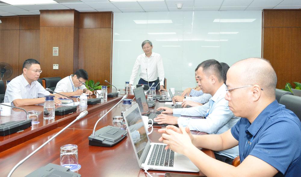 222 cán bộ quy hoạch vào chức danh lãnh đạo công ty điện lực dự thi tìm hiểu pháp luật